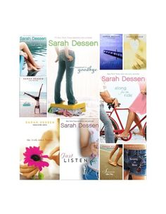 I Love Sarah Dessen!! She is such a good author!!
