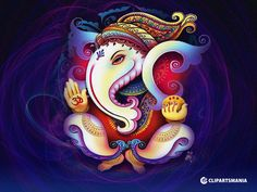 Image result for images of ganesha paintings