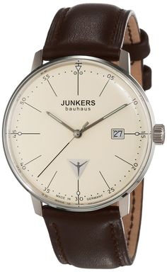 Amazon.com: JUNKERS - Men's Watches - Junkers Bauhaus - Ref. 6070-5: Clothing