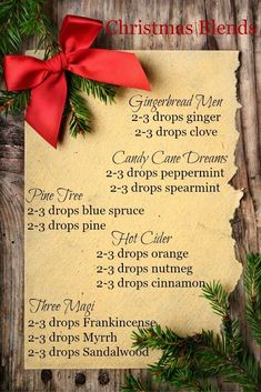 5 Christmas Diffuser Blends to Bring Holiday Cheer - Pink Fortitude, LLC - - Pine trees. what are your favorite Christmas scents? I've compiled five of my favorite Christmas diffuser blends to make your holiday aromatic and bright! Essential Oils Cleaning, Essential Oil Scents, Essential Oil Diffuser Blends, Essential Oil Uses, Doterra Diffuser, Young Living Oils, Young Living Essential Oils, Essential Oils Christmas, Christmas Scents