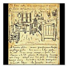 From the Sketchbook of Vincent Willem van Gogh Duth Post-Impressionist Painter . Vincent Van Gogh, Alphonse Mucha, Van Gogh Arte, Van Gogh Drawings, Theo Van Gogh, Artist Van Gogh, Art Van, Arte Sketchbook, Van Gogh Museum
