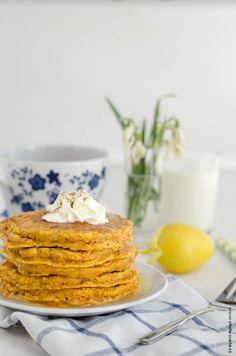 mrkvové lívance Mille Crepe, Crepes, Dutch, Pancakes, Breakfast, Fitness, Baby, Food, Fall Of Man