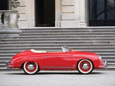 1955 Porsche 356 Speedster VMF
