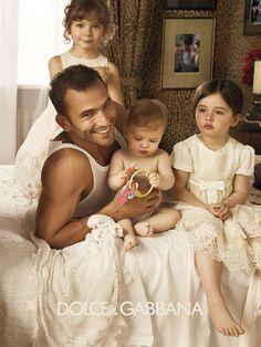 Dolce & Gabbana, baby daddy