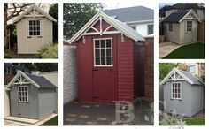 Lodge Style Garden Shed Dublin, Lodge Style, Shed, Outdoor Structures, Garden, Ideas, Garten, Chalet Style, Lawn And Garden