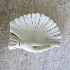 Porcelain Hand w/Fan, $20