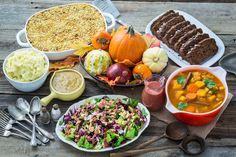 Recipes for a Plant-Based Thanksgiving 2014 - Forks Over Knives