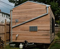 Minim Home: How This Man's Tiny House Changed D.C.'s Tiny House Laws