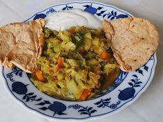 Spitzkohl-Curry, ein raffiniertes Rezept aus der Kategorie Vegetarisch. Bewertungen: 206. Durchschnitt: Ø 4,6.