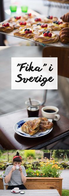 Guide til Sveriges bedste caféer - Photography Coffee Places, Coffee Creamer, Fika, Best Coffee, Guide, Coffee Drinks, Scandinavian, Baking, Breakfast