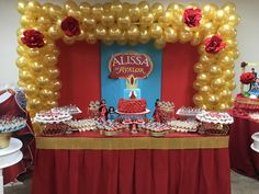 Elena of Avalor 5th Birthday Party