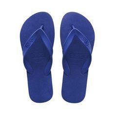 Men's Flip Flops Dupé Cores - 47-48 / Blue