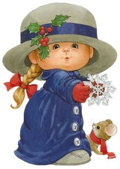 noel ruth morehead - Page 8 Christmas Clipart, Christmas Printables, Christmas Pictures, Christmas Art, Vintage Christmas, Vintage Cards, Vintage Images, Cute Images, Cute Pictures