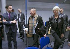 Με ρήξη ολοκληρώθηκε το Eurogroup   Νέα διαπραγμάτευση τη Δευτέρα   e-typos.com