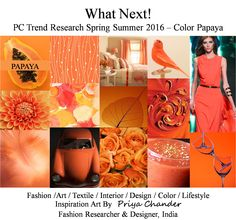 #fashion #SS2016 #Spring2016 #papaya #interiordesign #decor #textile #print #inspiration #art #design