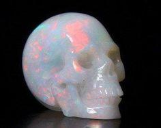 Crystals And Gemstones, Stones And Crystals, Badass Skulls, Cute Skeleton, Crane, Skull Art, Skull Head, Mineral Stone, Skull Design
