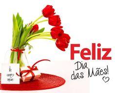 Feliz dias das Mães!!
