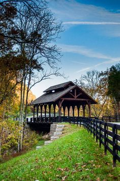 Covered Bridge / architectural designs