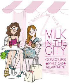 Astridm: Milk in the City