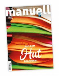 Magazin manuell Ausgabe November 2018 - Verlag manuell GmbH