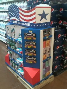 Walmart Olympics 1/2 Pallet | Flickr: Intercambio de fotos