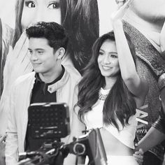 Talk Back and You are Dead Premiere Night 2014 (ctto) Pretty People, Beautiful People, Beautiful Pictures, James Reid, Nadine Lustre, Pinoy, Southern California, Teen, Celebs