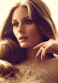 Olivia Palermo Fronts Carrera y Carrera Tesoros del Imperio Campaign | Fashion Gone Rogue: The Latest in Editorials and Campaigns