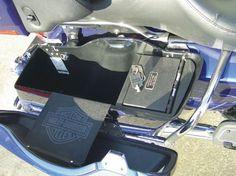 Harley Davidson Bagger Vault