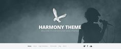 Harmony is the perfect theme for bands and singers.