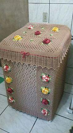 43 Ideas For Knitting Accessories Home Inspiration Love Crochet, Diy Crochet, Crochet Crafts, Crochet Doilies, Crochet Flowers, Crochet Baby, Crochet Projects, Crochet Curtains, Crochet Designs