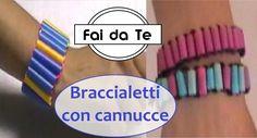 ♡ ♡ ♡ ♡ ♡ ♡ ♡ ♡ ♡ ♡ ♡ ♡ ♡ ♡ ♡ ♡ Volete vedere come è facile realizzare un bellissimo e coloratissimo braccialettino super estivo utilizzando delle semplici c...