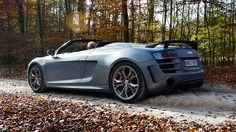 Audi R8 V10 GT Spyder
