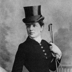Lady Randolph Churchill aka Jennie Jerome