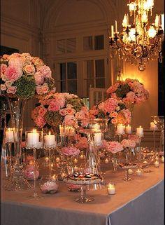 decoracao-de-casamento-velas-em-tacas-na-mesa