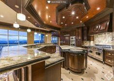 Must See Dream Home Kitchens A Cook S Paradise Dream Homes