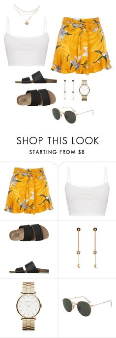 """""""We'd, 21st Dec."""" by ilikemockingjays ❤ liked on Polyvore featuring River Island, Billabong, Marc by Marc Jacobs and Ray-Ban"""