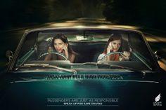 Nawras: Passengers #publicidad #advertising