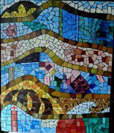 Ode à Gaudi by ThoPoArt on Etsy