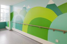 Artists Liven Up A Childrens Hospital With Vibrant Murals, Thus Making Our Day