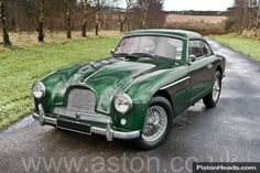 1956 Aston Martin DB2 DB2/4 MKII Bespoke - 1956