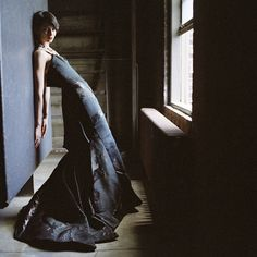 Rodney Smith - this dress is awesome!