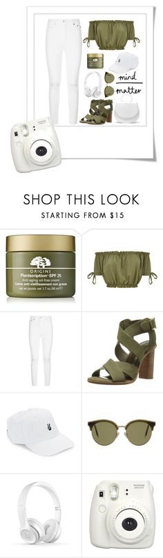 """""""you said it was over"""" by enchantedmist ❤ liked on Polyvore featuring Origins, AG Adriano Goldschmied, Joie, Body Rags, Gentle Monster, Fujifilm, GRETCHEN, bedroom and country"""