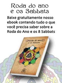Roda do Ano e os Sabbats - Ebook (ad lateral)