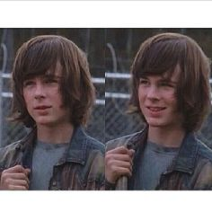#CarlGrimes#TWD#hatless#Love#of#my#life<3