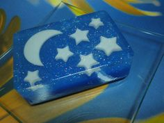 Goodnight  Soap by Kokolele on Etsy, $5.50 This is so cute! Maybe I'll get this for Riley once he's just a bit older!! (: