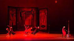Bolshoi's Legend of Love - 2nd act Coda – Denis Rodkin and Anna Nikulina