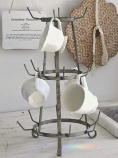 Ofelia's House - Rustic - Shabby Chic - Vintage Interior Design at it's best.
