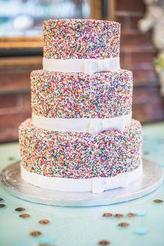 Featured Photographer: Olive Photography; Wedding cake idea.