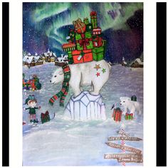 Take a peek at this great artwork on Johanna Basford's Colouring Gallery! Johanna Basford Books, Johanna Basford Coloring Book, Creative Inspiration, Color Inspiration, Adult Coloring, Coloring Books, Mein Hobby, Markova, Magical Christmas