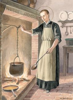 St Gerard Majella – Patron of The Falsely Accused – October 16 #pinterest At age of 27, Majella became the subject of a malicious rumor. An acquaintance named Neria accused him of having had relations with a young woman. When confronted by Alphonsus Liguori, the founder, regarding the accusations, the young lay brother remained silent. The girl later recanted and cleared his name. Some of Majella's...............| Awestruck